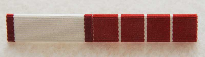 Canadian Forces & Operational Service   Topline Undress Ribbon Bars