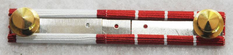 Back of 2 ribbon bar   Topline Undress Ribbon Bars
