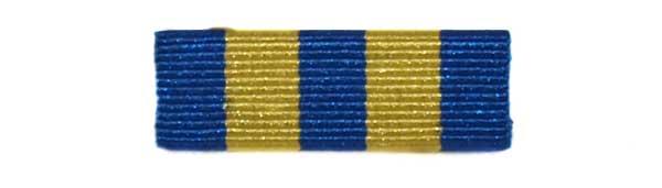 Police Exemplary ribbon   Topline Undress Ribbon Bars